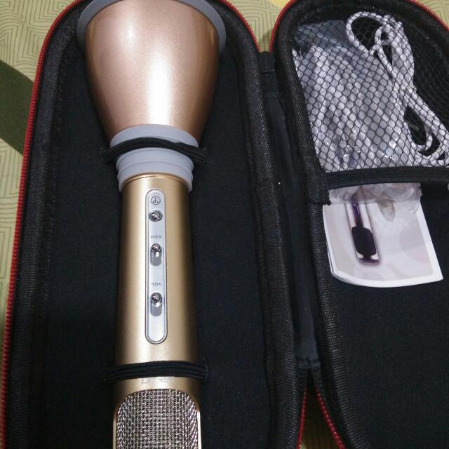 mic karaoke bluetooth K068