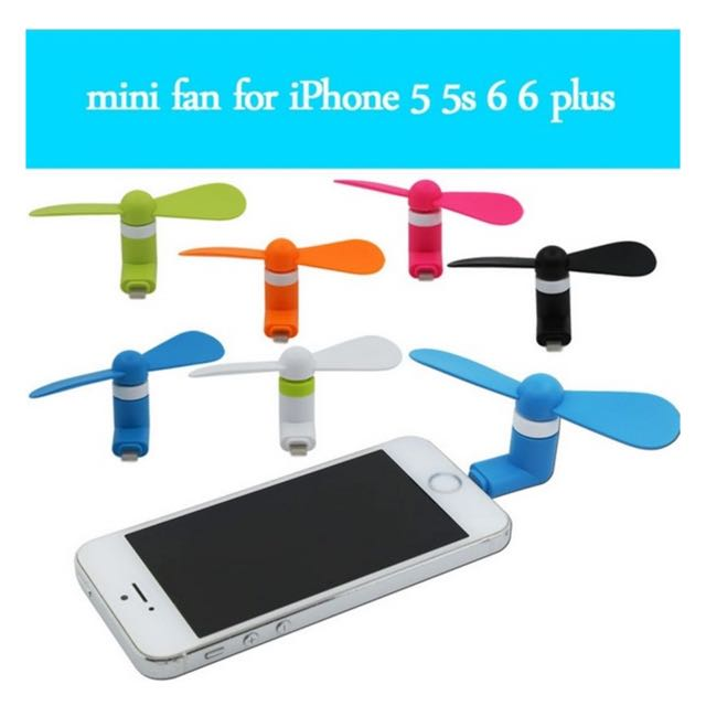 Minifan Usb For Iphone