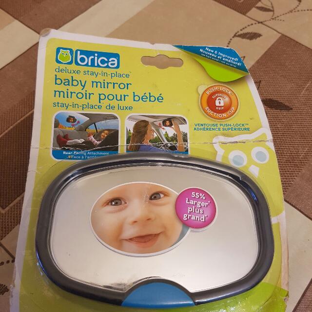 New Baby Mirror