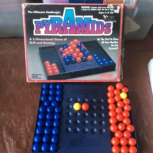 Paraminds Board Game