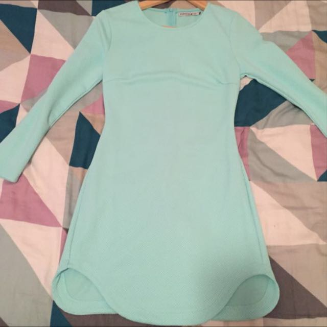 PepperMayo Mint Dress Size 8
