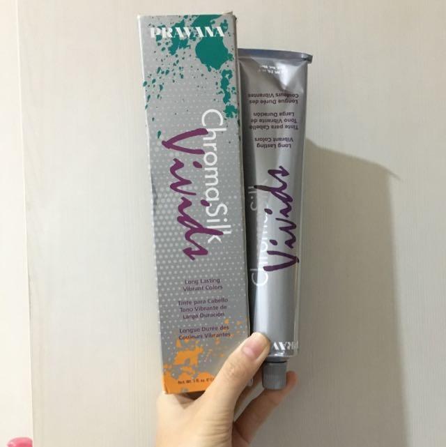 Pravana Chroma Silk Vivids Violet