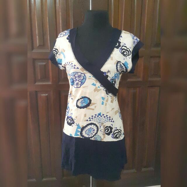 Promod Overlap Top/dress