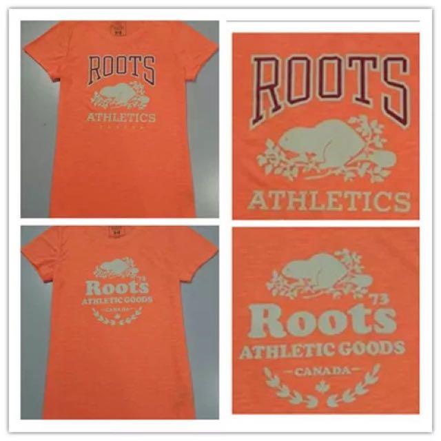 root橘色圓領y