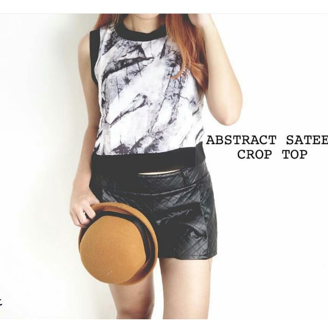 SALE Abstract Top