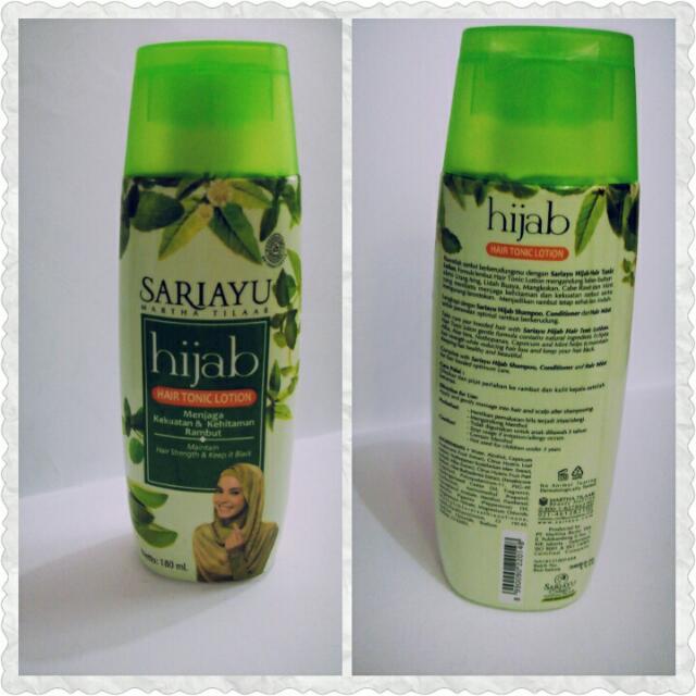 Sariayu Hijab Hair Tonic Lotion