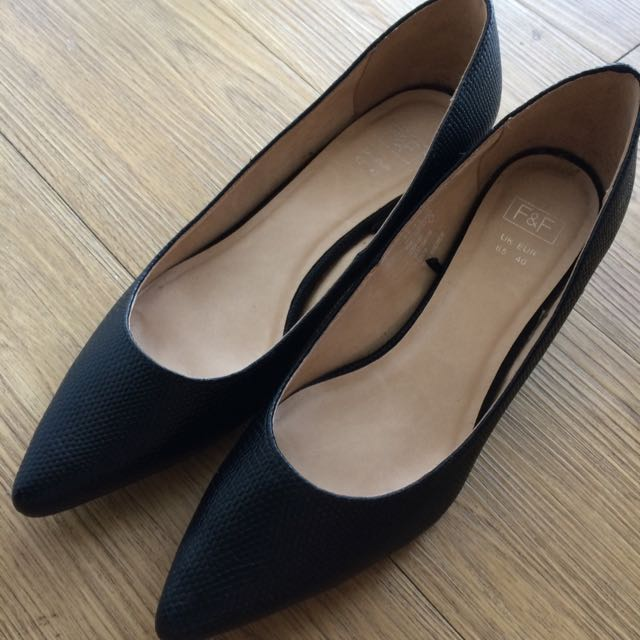 Size 40 F&F Shoes
