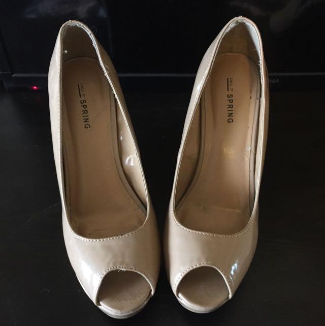 Size 9 Platform Shoes