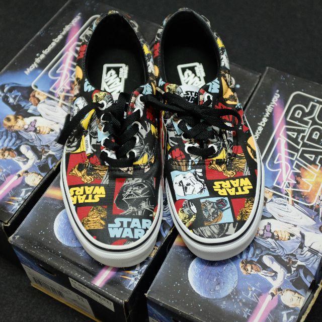 386ceb2e86 Star Wars x Vans Era Classic
