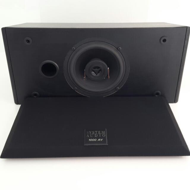 System Audio 1000AV