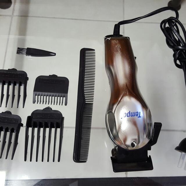 """""""Tempo"""" Barber Kit"""