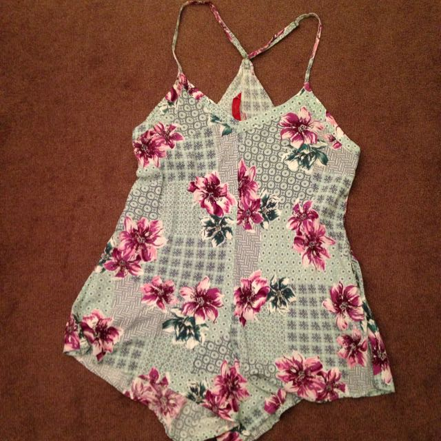 Tigerlily Playsuit