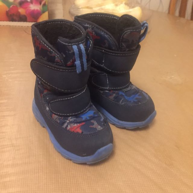 Toddler Cougar Boots Size 6