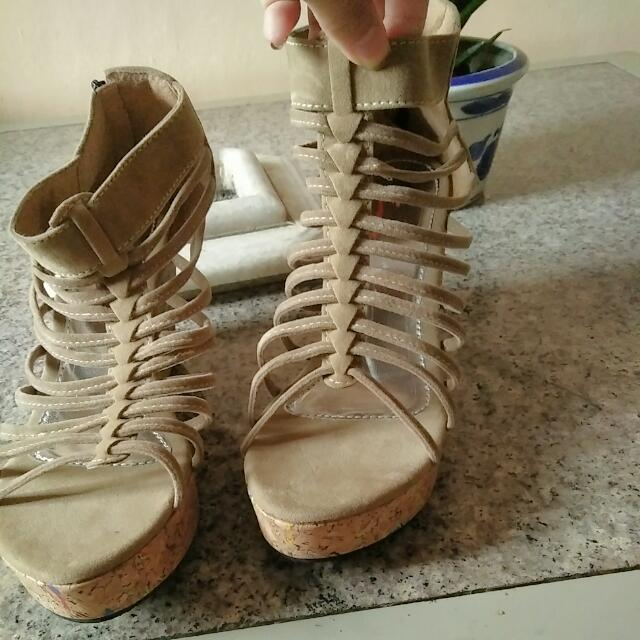 [Reprice] 🌸Wedges Tali🌸