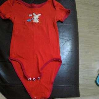 嬰兒短袖衣服