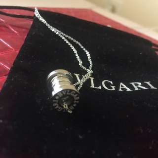 Bvlgari Necklace(stainless Steel) Replica