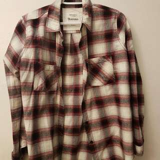 Oversized Boyfriend Flannel