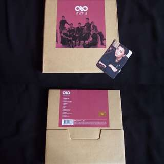INFINITE Paradise Special Package