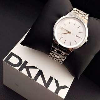 DKNY Silver Watch