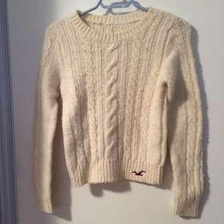 Wool Hollister Sweater