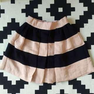 BCBGeneration Full Skirt With Pockets