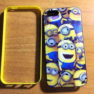 Casing Minion / Minion Case - Iphone 5
