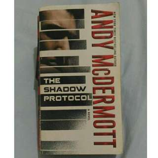 The Shadow Protocol - Andy McDermott