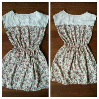 floral dress: #freeshipping within metro manila