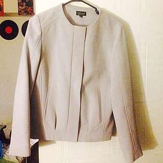 Top shop Beige Jacket