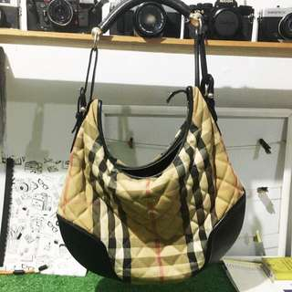 Preloved Burberry Bag
