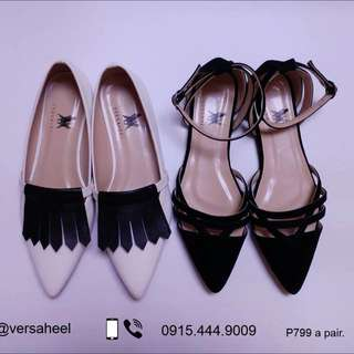 Flats Shoes Loafers