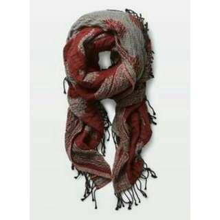 Aritzia Wilfred Medina Blanket Scarf