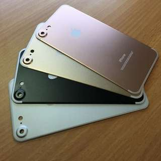 iphone 7 & 7+ Titanium Tempered Glass, Screen Protector, Kaca Anti Gores