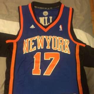 Jeremy Lin NY Knicks jersey