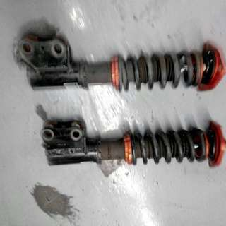 Api Rs R Coilovers For Fd2r