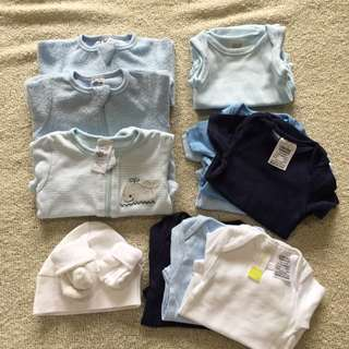 Boys Newborn 0000 Pack
