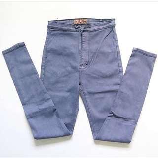 Hw Jeans Dark Blue