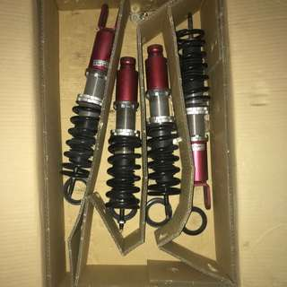 Eg6 Suspension Set
