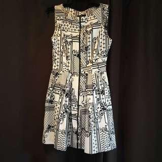 CUE Midi Dress
