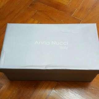 Anna Nucci Italy  White High Heels