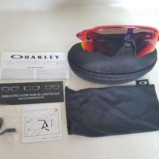 BNIB Oakley RadarEv Path Polarised
