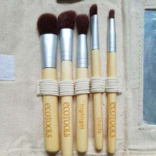 Ecotools Travel Brush Set