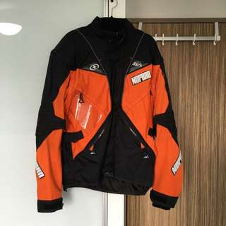 No fear Touring Jacket