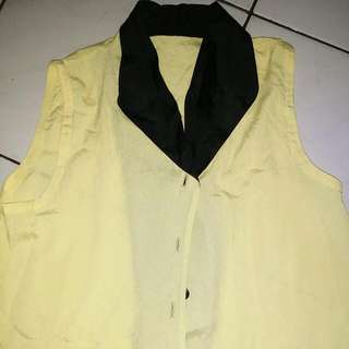 Soft Yellow Shirt