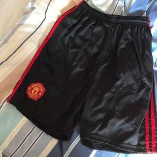 Manchester United Shorts
