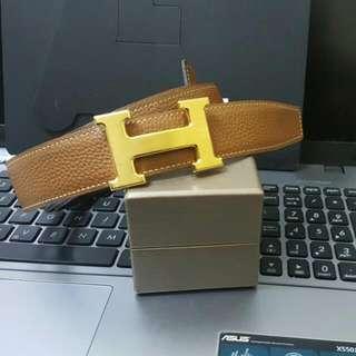 Hermes 100% Authentic Gold H Belt Buckle