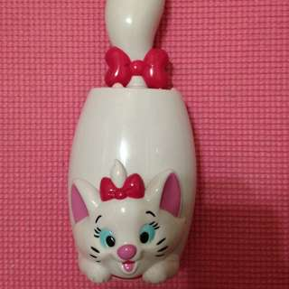 Disney 瑪莉貓清潔刷