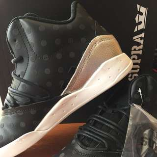 Mens Size 10 Supra Limited Edition Shoes