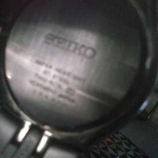 ( Negotionbul )Seiko Gold Watch No Battery