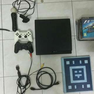Complete Ps3 Console